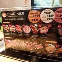 Sumo Niku Unlimited Japanese Yakiniku @ Southmall 07.13.2019