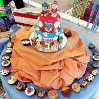 Rian's 4th Birthday Cake
