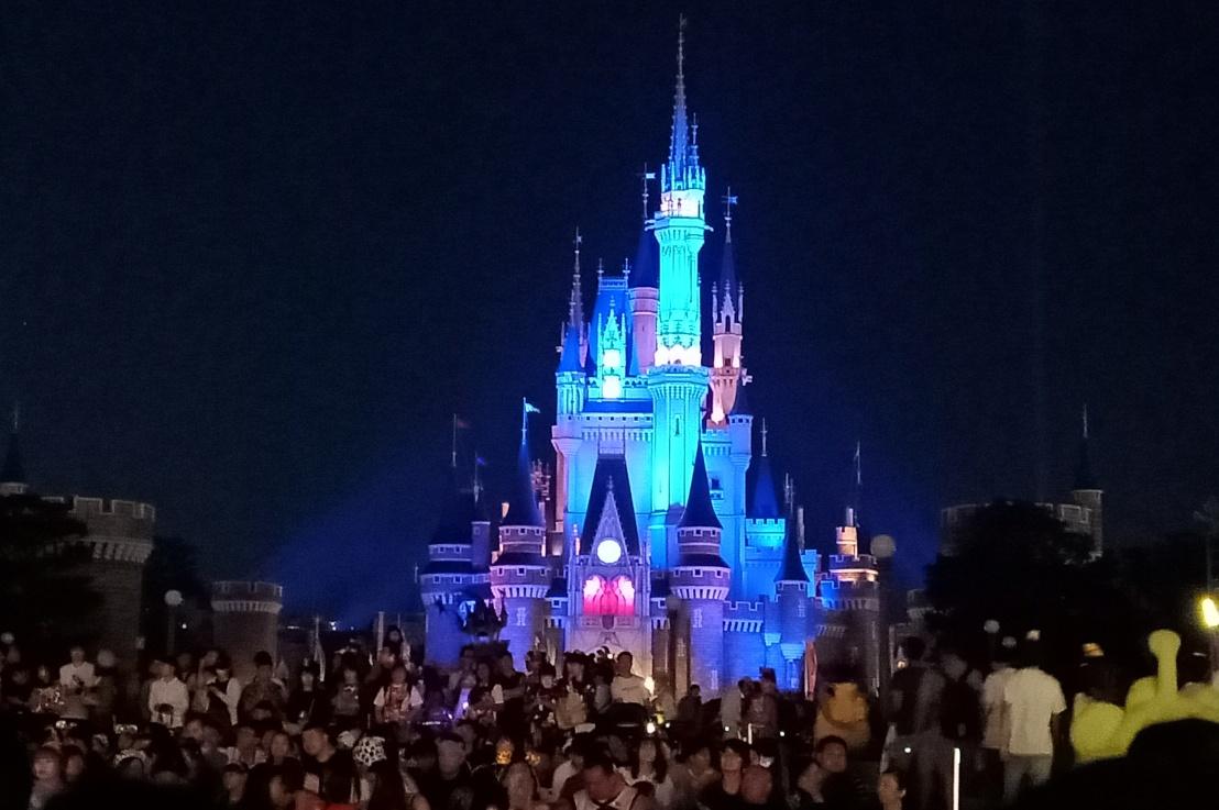 Tokyo Disneyland Electric Lights Parade Sept 17,2019