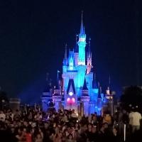 Tokyo Disneyland Electric Lights Parade Sept 17, 2019